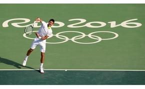 Óriási nevek búcsúztak teniszben az olimpián