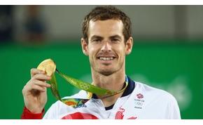Andy Murray most már kétszeres olimpiai győztes