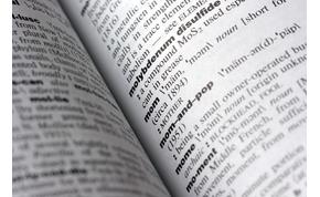 Mennyi szót tud egy amerikai?
