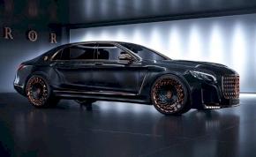 Döbbenetes luxus: Scaldarsi Motors' Maybach Emperor