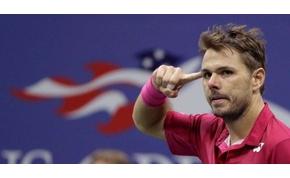 US Open: Wawrinka megverte Djokovicot a döntőben
