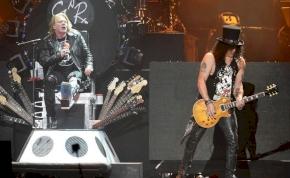 Jól járt a turnézással a Guns 'N Roses