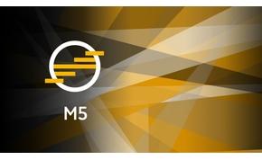 Hivatalosan is elindult az M5