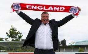 Sam Allardyce 67 napig irányíthatta az angol válogatottat