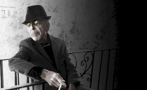Leonard Cohen 82 évesen lépte át a tizedik albumát