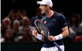 Andy Murray az első brit világelső teniszben