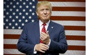 Donald Trump az USA új elnöke