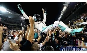 Rosberg a világbajnok!