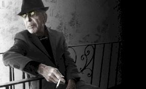 Leonard Cohen emlékest a Labor Caféban