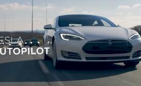 Így működik gyakorlatban a Tesla önvezető technológiája