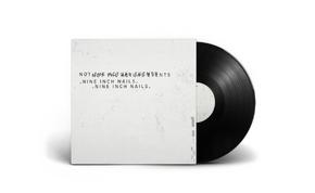 Nine Inch Nails - Not the Actual Events (lemezkritika)