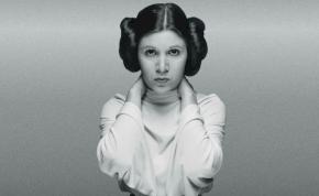 Elhunyt mindannyiunk Leia hercegnője