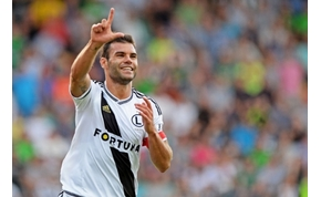 Nikolics is ott van a legjobb góllövők között