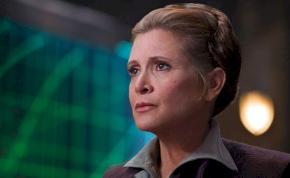Kiderül mi lesz Leia hercegnő már előre megírt sztorijával