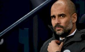 Guardiola elmondta, mikor állna fel a kispadtól