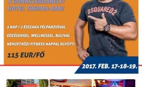 Fitness tábor Czanik Balázzsal Dunaszerdahelyen