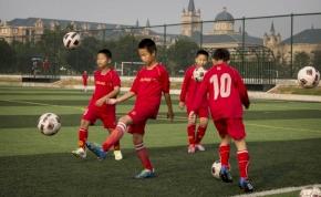 Mit akar a kínai futball?