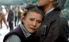Nem rakják bele Carrie Fishert a Star Wars kilencedik részébe