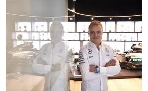 Bottas lesz Hamilton csapattársa