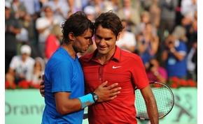 Újra Federer – Nadal álomdöntő egy Grand Slam-tornán