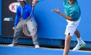 Piros Zsombor nyerte az Australian Open-t a juniorok között