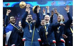 A francia válogatott nyerte a kézilabda vb-t