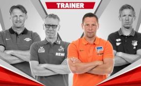 Dárdai Pál lett az ősz legjobb edzője a Bundesligában