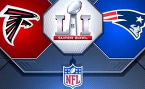 Jön az 51. Super Bowl! A New England vagy az Atlanta lesz a befutó?