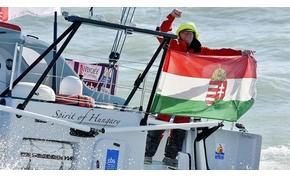 A magyar, aki nem először kerüli meg a Földet egy vitorlással