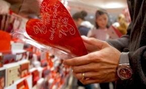 Még mindig csak vásárlásra kellesz Valentin-napon