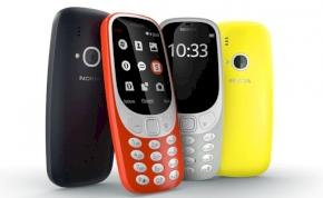 Mit hoz a Nokia 3310?