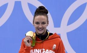 Hosszú Katinka a legértékesebb magyar sportoló a Forbes szerint