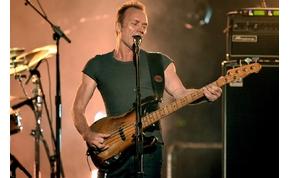 Sting újra Budapesten!