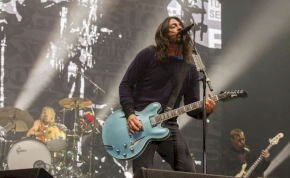 A BottleRock lekapcsolta a Foo Fighterst