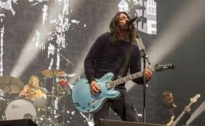 A BottleRock lekapcsolta a Foo Fighterst