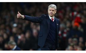 Wenger és az Arsenal továbbra is egy pár lesznek