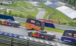 Verstappen és Ricciardo lakókocsikat törtek