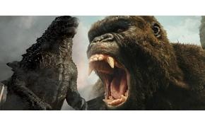 Jön a Godzilla vs. Kong film