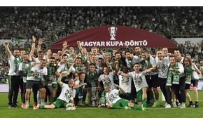 Büntetőkkel nyerte meg a Magyar Kupát a Ferencváros