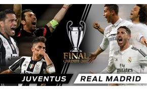 Real címvédés vagy Juventus tripla?
