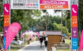 Ismét jön a Debrecziner Gourmet Fesztivál