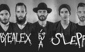 Itt van ByeAlex és a Slepp első nagylemeze