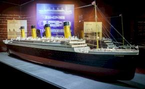 Újra Magyarországon a Titanic-kiállítás