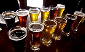 A hőségben rákapcsoltunk a sörfogyasztásra