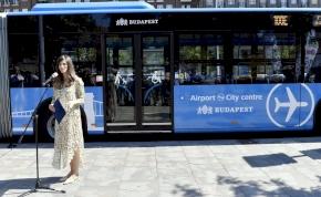 Új közvetlen repülőtéri buszjárat lesz Budapesten