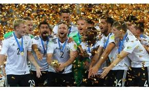 Németország nyerte meg a Konföderációs Kupát