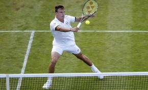Fucsovics szerint már a sorsolásnál eldőlt a sorsa Wimbledonban