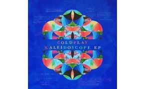 Megjelent a Coldplay legújabb kislemeze: Kaleidoscope