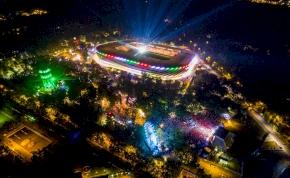 105 ezren buliztak a Campus Fesztiválon