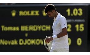 Djokovic idén már nem lép pályára